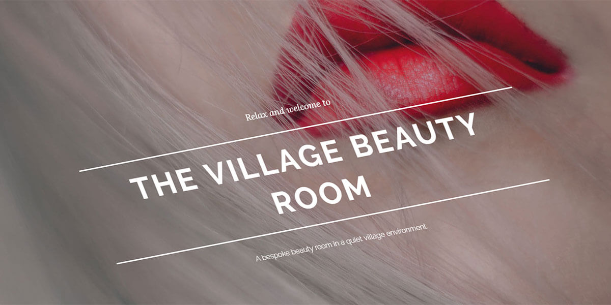 The Village Beauty Room.